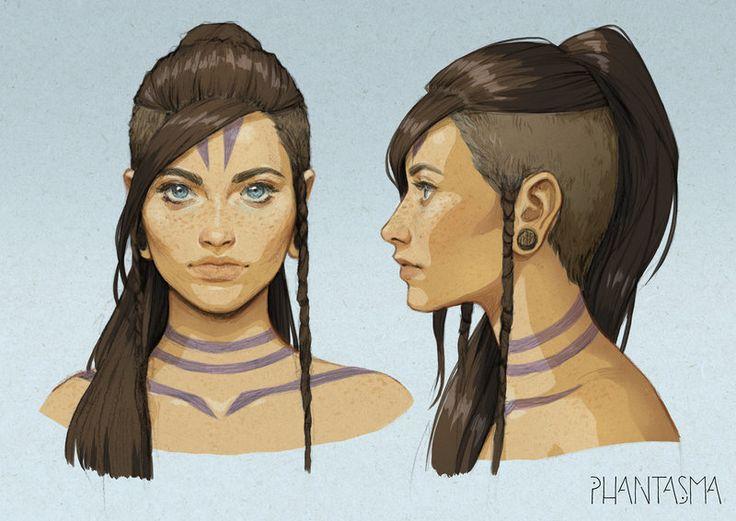 Phantasma: Jun Design by DjamilaKnopf.deviantart.com on @DeviantArt