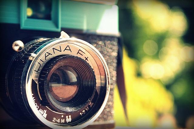 Diana F+ | Flickr - Photo Sharing!Lomo Cameras, Vintage Wardrobe, Lomography Cameras, Beautiful, Diana, New Baby, My Birthday, Photography, Birthday Gifts