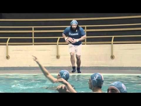 ▶ Olimpiadi - Castrogiovanni con l'acqua alla gola - YouTube