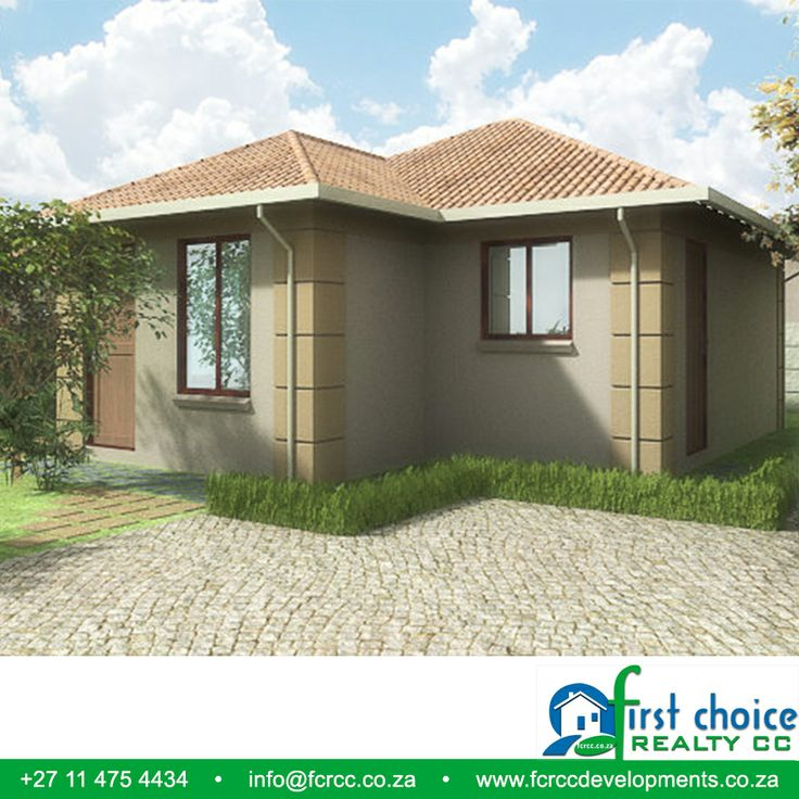 Development in Vereeniging! Powerville Park! By making First Choice Realty CC your developer of choice we will be able to offer you numerous projects that offers more than just another townhouse down the road. For more click here: http://bit.ly/1lHIOtg Visit our website: http://bit.ly/1hcfKVn #Vereeniging #affordablehousing #property