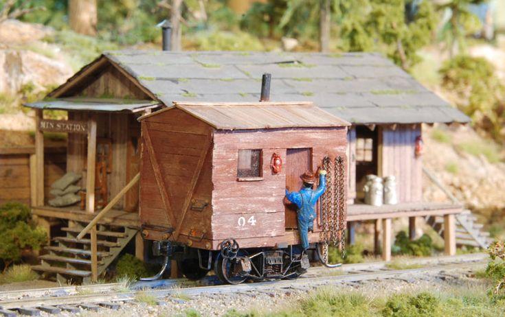 Logging Railroad | Logging Railroad Rolling Stock