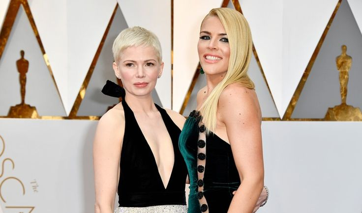 Why Is Michelle Williams' 2017 Oscars Date Busy Philipps? Their ...