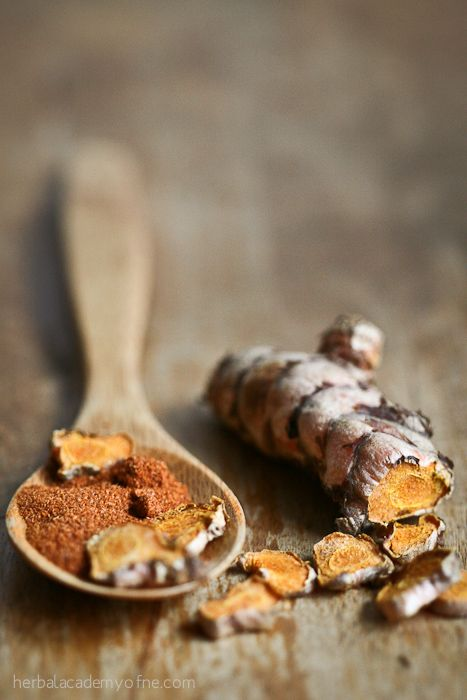 turmeric for health, the health benefits of turmeric by the Herbal Academy of New England