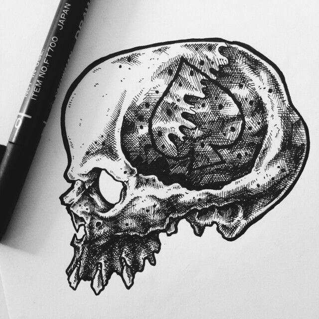 #blackink #drawing #art
