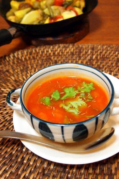 色々トマトスープ by salaisara | レシピサイト「Nadia | ナディア ...