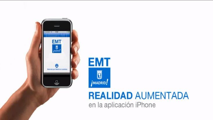 EMT Madrid is an application that tells you how many