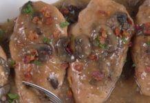 Θα σας Τρέχουν τα Σάλια! Κοτόπουλο Marsala με αργό μαγείρεμα!
