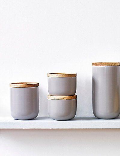 Loft Small Ceramic Storage Jar M S
