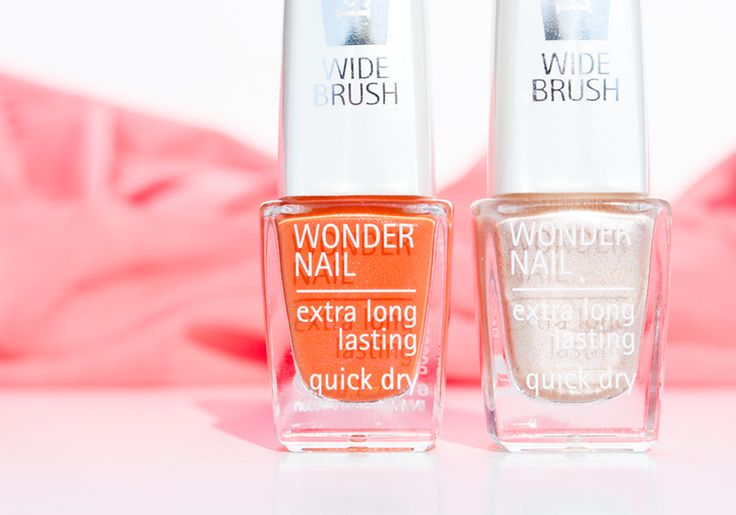 IsaDora Wonder Nail http://beautyboulevard.se/z5s8 Nail Polish Nailpolish Nagellack Light Intense Color Colorful Färgglad Orange White Sparkle Shimmer Vit Glitter Skimmer