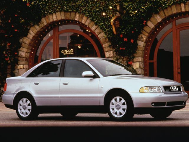 01 Audi A4 2 8 Quattro Specs