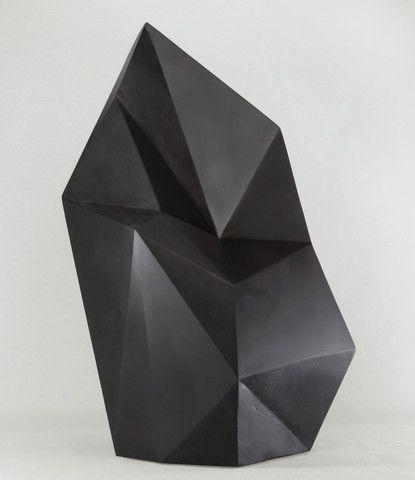 Axel Brechensbauer: Modern Painters, 2012 www.kidsofdada.com/products/modern-painters #art #geometric #mixedmedia
