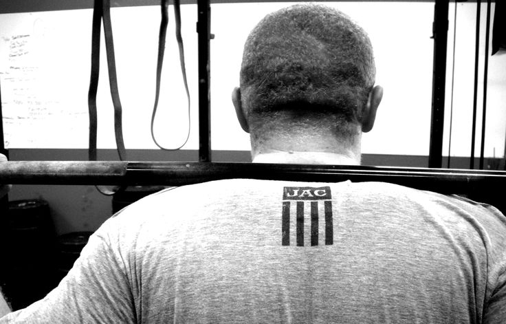 JAC: Johnny America Clothing: Improving the physical and mental health of veterans through physical fitness and community support. All proceeds go towards funding Johnny America scholarships to veterans to join local #CrossFit affiliates. Buy a shirt today! facebook.com/johnnyamericaclothing