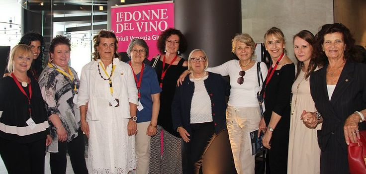 l Sommelier è del futuro è donna, questo è quanto emerso dall'eventoLa Vite è Donnaorganizzato dalle Donne del Vino a Portopiccolo