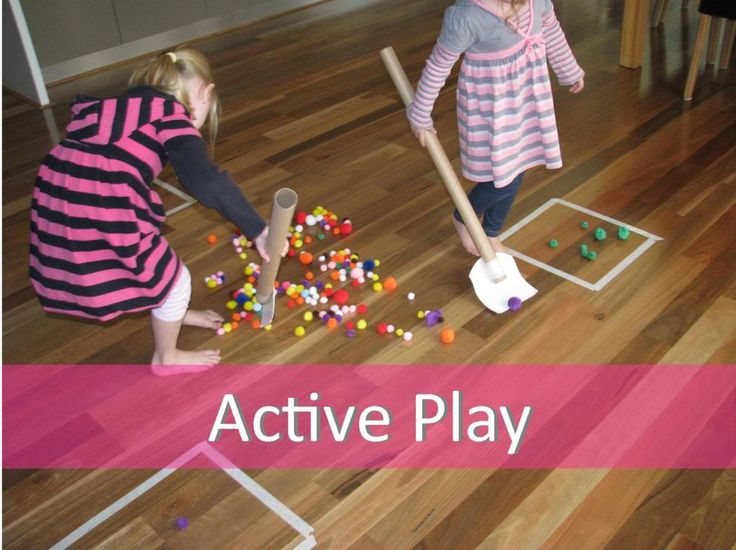 Learning4kids: Toddlers Activities, Pompom Hockey, Learning4Kid Com, Plays Activities, Activities Plays, Kids Activities, Learning4Kid Lists, Plays Ideas, 4 Kids