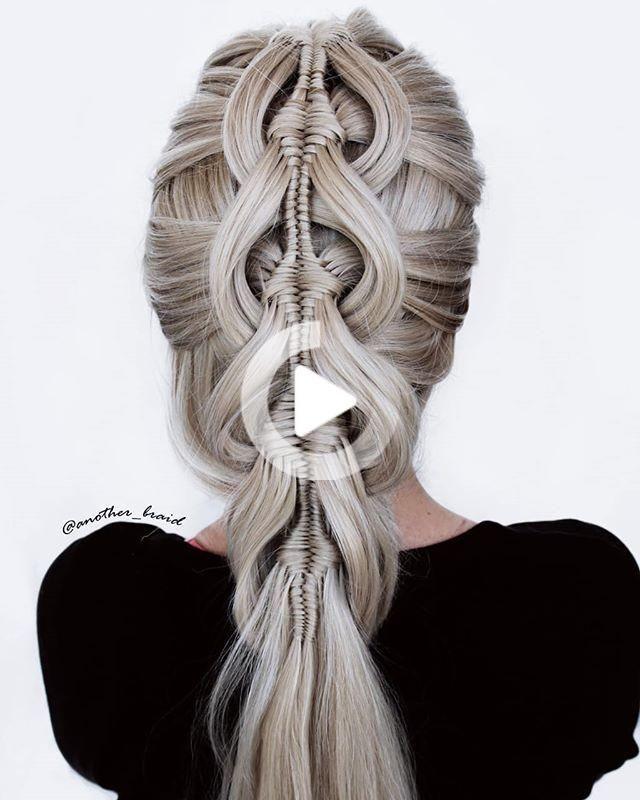 Blondie Perruque Longue Synthetique Lace Frontale Blonde Glacee Platine Chignons Romantiques Chignon Coiffure Cheveux Long Facile