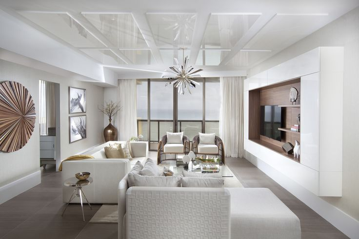 Sophisticated Getaway - Miami Interior Design | Ivonne Ronderos | Archinect