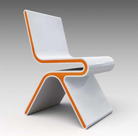 100 Futuristic Furniture Pieces