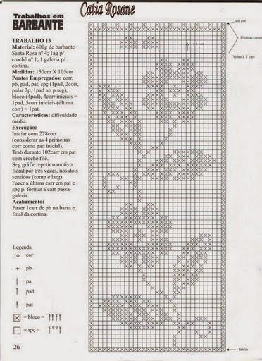 Marisabel crochet: abril 2015