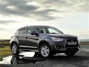 Mitsubishi SUV - Bing Images