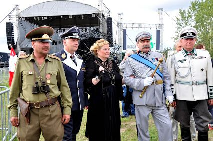 Poland Polska Польша Borne Sulinowo Борн Сулиново militaria военный  rycerz