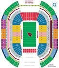 #Ticket  (2) Seattle Seahawks vs Arizona Cardinals Tickets Sec.134 Row 6 Aisle seats #deals_us