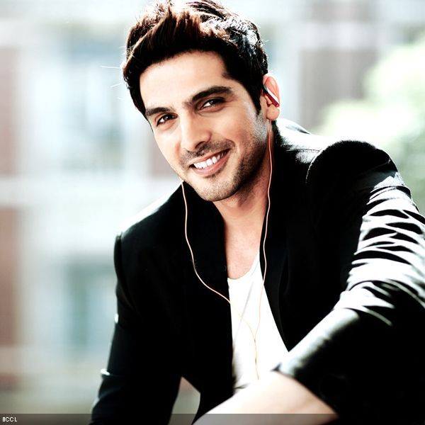 Zayed Khan hasn't made it as a star but certainly has the face and physique to make it work in the long run.