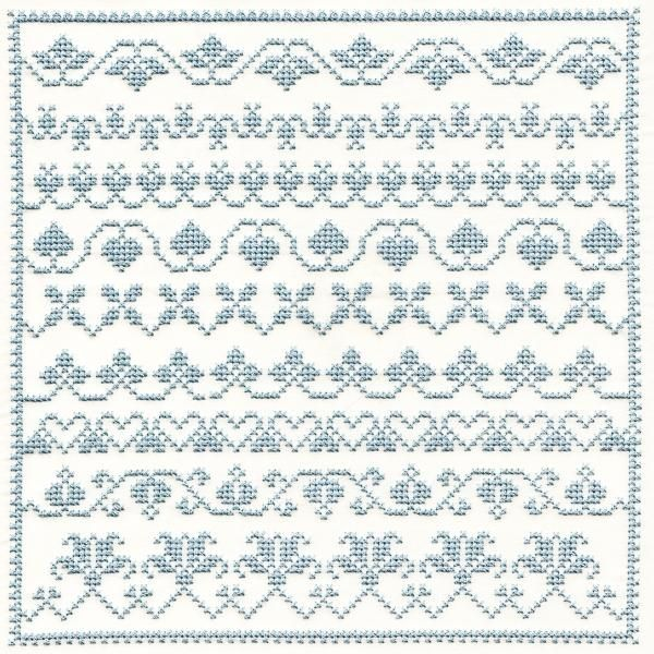 OregonPatchWorks.com - Sets - Sampler Vol. 7 - Cross Stitch