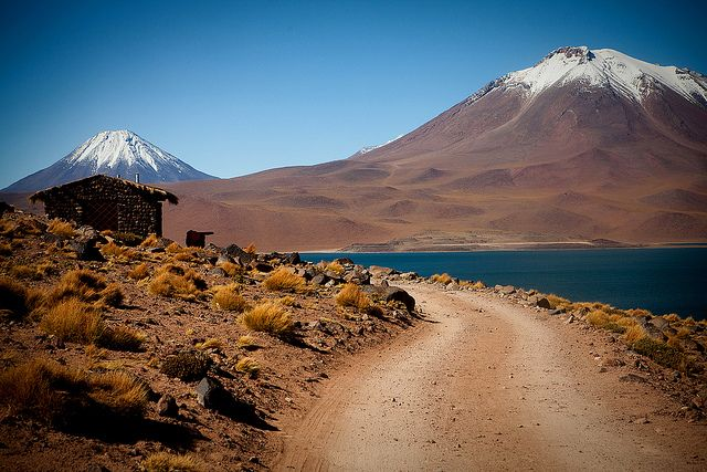 San Pedro de Atacama, Chile - beautiful places to visit in South America