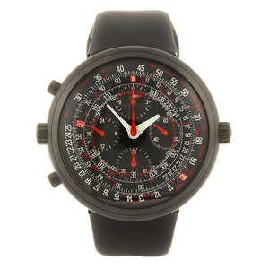 IKEPOD - a gentleman's Marc Newson chronograph wrist watch.