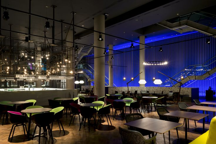 The AEIL VIP Lounge at The O2 Arena, London features LED lighting products developed by Photec Lighting