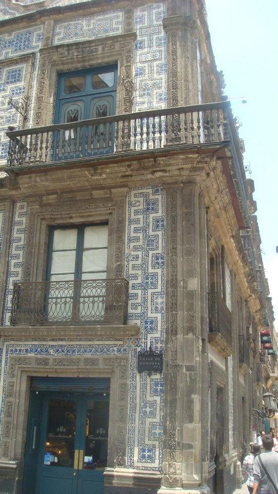 M s de 25 ideas incre bles sobre enchiladas suizas for Casa de los azulejos ciudad de mexico