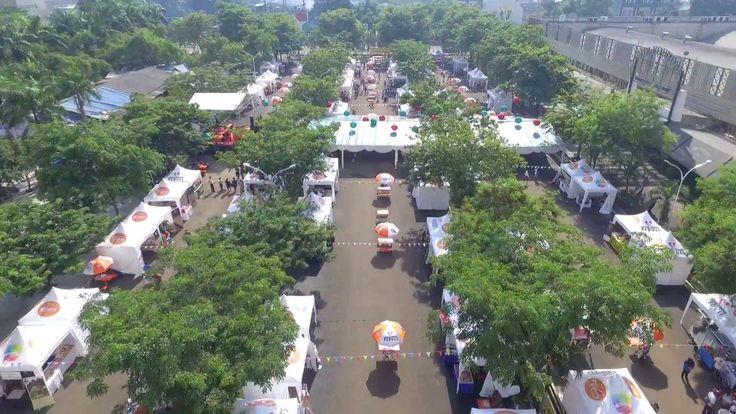 Pasar Akhir Pekan SCBD 2016