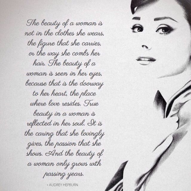 Shakespeare Quotes On Beautiful Eyes: Best 25+ Audrey Hepburn Quotes Ideas On Pinterest