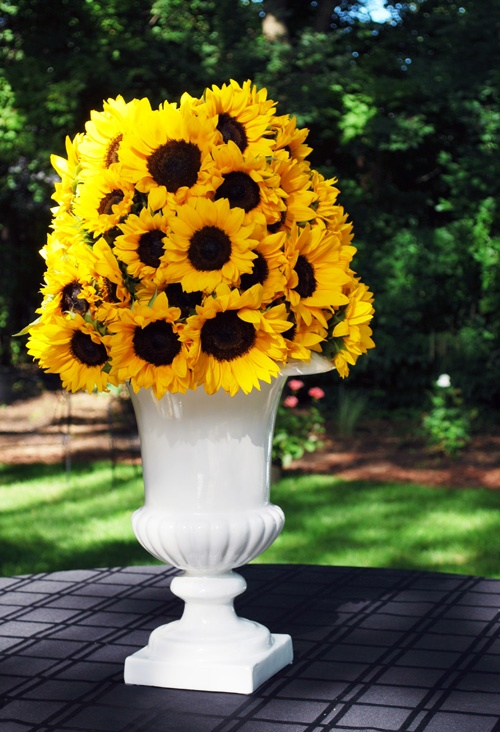 Best sunflower decorating ideas images on pinterest
