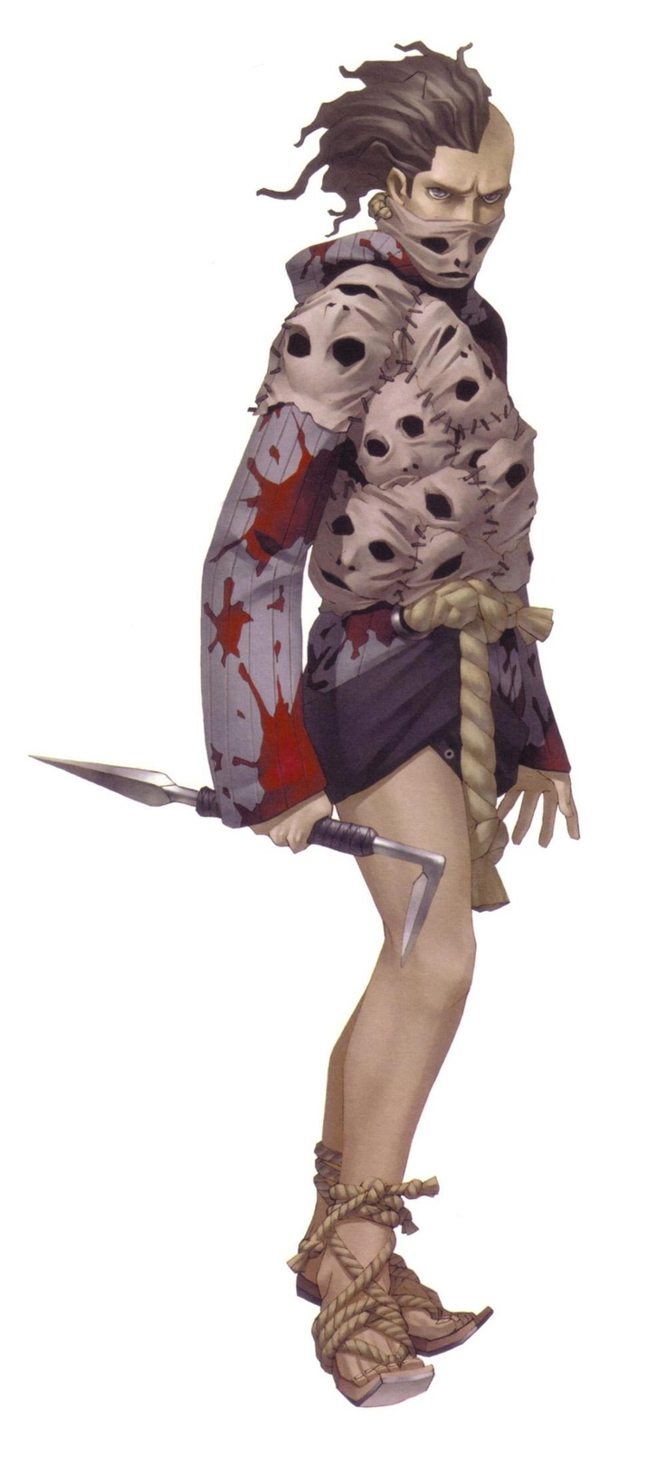 Shin Megami Tensei III: Nocturne Character Images - Megami Tensei Wiki: a Demonic Compendium of your True Self