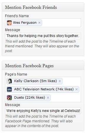 Blocs de WordPress i perfils de Facebook, ara més units