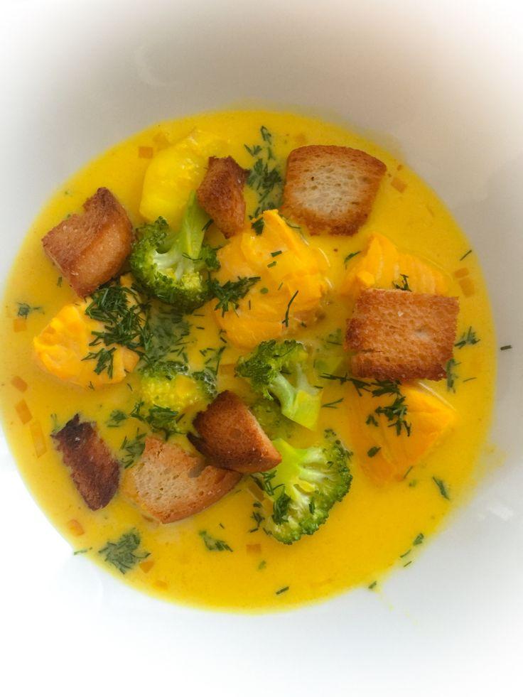 Fisksoppa med saffran, småkakor recept, middagsrecept