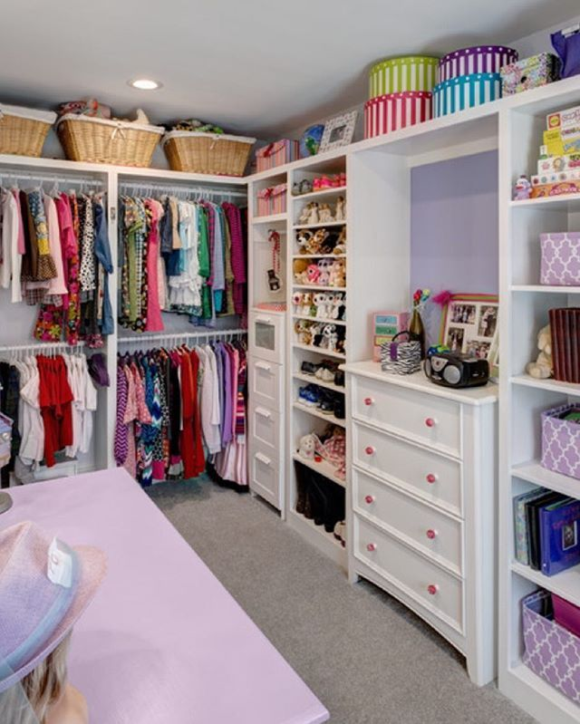 Wow, What A Closet!! Credit To Remodeling Services Unlimited, Inc. Tag