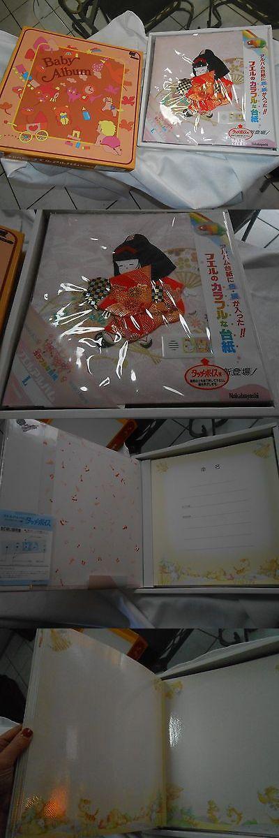 bridal shower keepsake book%0A Baby Books and Albums         Baby Memory Keepsake Book Asian China     Japan Nakabayashi Sound