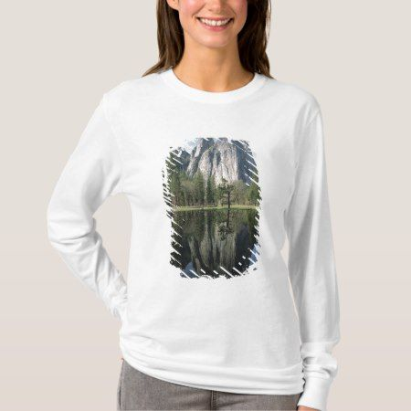 Cathedral Rocks, Yosemite National Park T-Shirt - click to get yours right now!