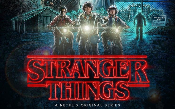 Stranger Things Wallpaper Hd « Firefox Wallpaper « Free