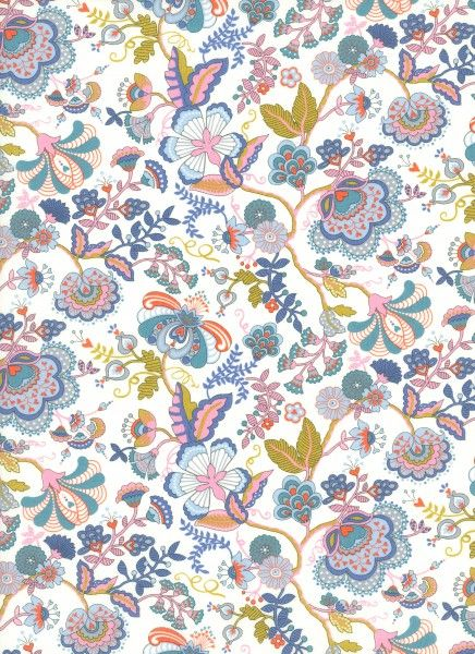 Mabelle S  from Classic Collection.  100% Cotton Liberty Tana Lawn  Available from $12.50