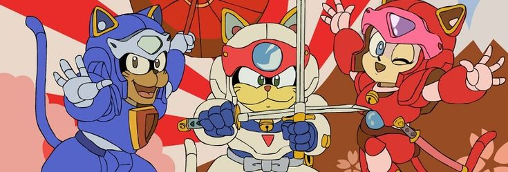 It would be hard to find a kid who grew up in the 90s who doesn't know of the Samurai Pizza Cats. It's an English adaptation of the Anime series Kyatto Ninden Teyandee aka Legendary Ninja Cats. Sto...