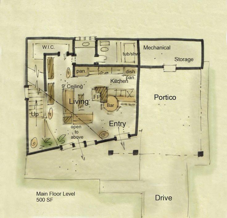 Tiny House Plans Kyra