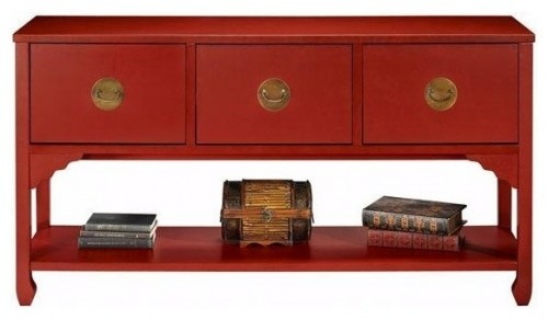 Wuchow Three-Drawer File Console '  $269.00 | Home Decorators Collection