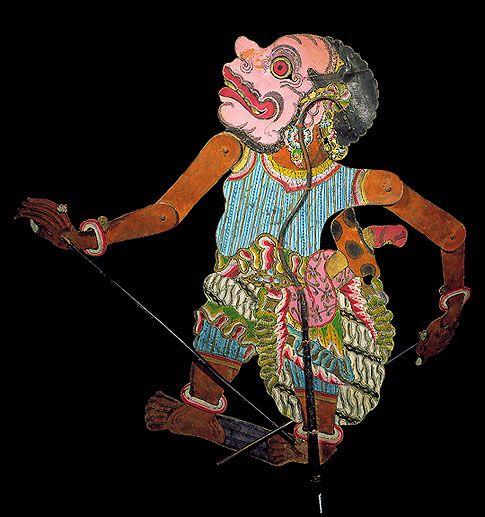 Bali puppet http://www.goldenfingers.info/balinese-arts-crafts/