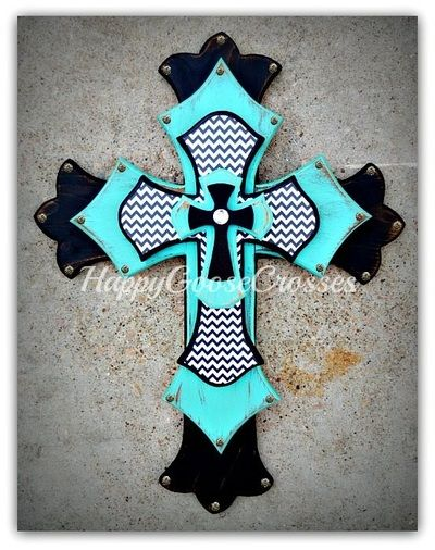 Wall Crosses - Happy Goose Crosses