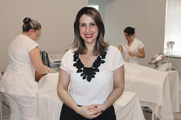 Débora Vasconcelos, da Onodera, sabe tudo de gestão