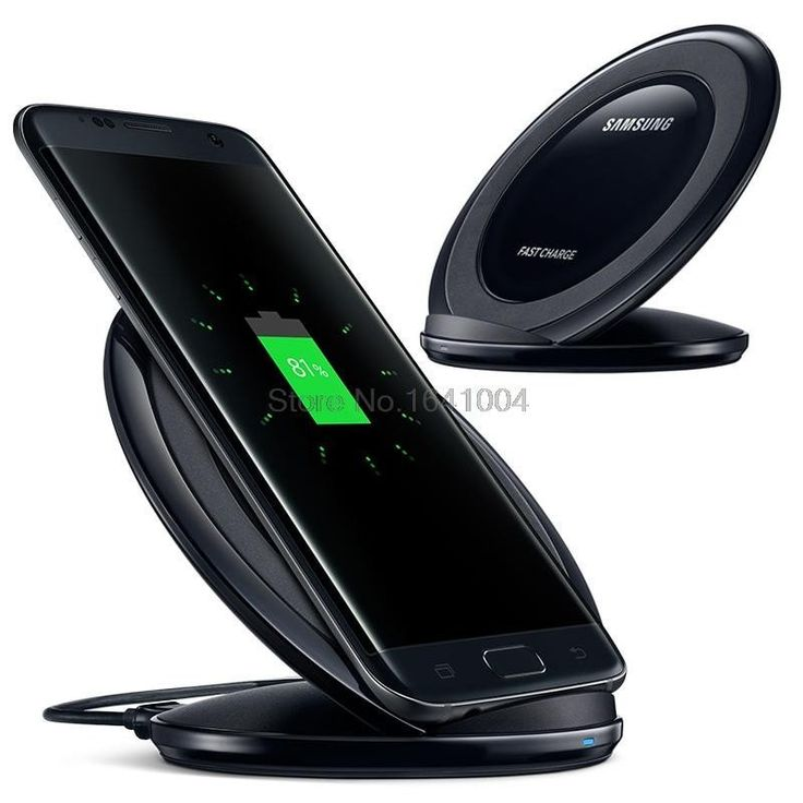 100% original Fast Charging Pad Wireless Charger EP-NG930  for Samsung GALAXY S7…