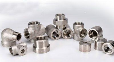 Stainless Steel 317 Socket weld Fittings